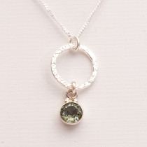 Freya Faceted Gemstone Necklace - BT