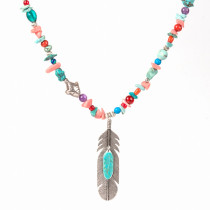 Sun Dance Treasure Bead Necklace