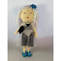 All dressed up Doll